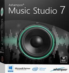Ashampoo Music Studio 7.0.0.29 Crack + Serial Key Full Patch Free Download