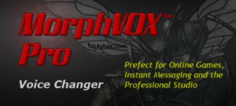MorphVOX Pro 4.4.71 Crack + Key Full Torrent Free Here