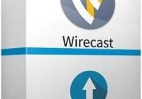 Telestream Wirecast Pro 8.3.0 Crack + Keygen Free Download