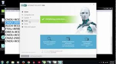 ESET Smart Security 11.0.159.9 Crack + Serial Key Free Here
