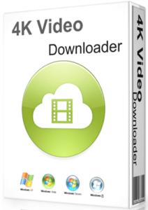 4K Video Downloader 4.4.6.2295 Crack + Serial Key Free Download