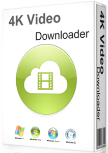 4K Video Downloader 4.4.6.2295 Crack + Serial Key Free Download