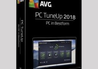 AVG PC TuneUp 2018 Crack + Serial Key Free Download