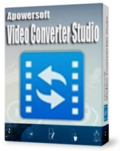 Apowersoft Video Converter Studio 4.7.8 Crack Free Here