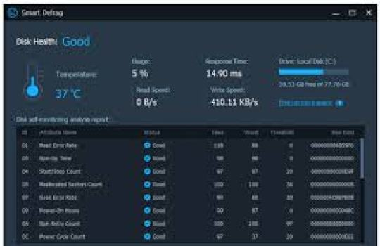 Smart Defrag 6.0.1.116 Crack + Activation Code Free Download