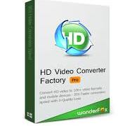WonderFox HD Video Converter Factory 16.1 Crack + Key
