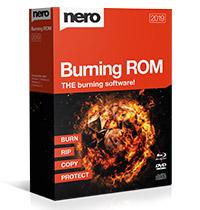 Nero Burning ROM 2019