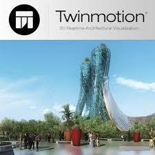 Twinmotion 2019 Crack (Win + Keygen) Full Free Download