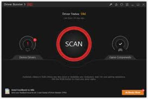 Driver Booster Pro 6.0 Pro License Key + Serial Key 2019 Free Here