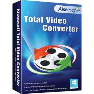 Aiseesoft Total Video Converter Crack 2019