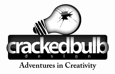 Cracked Bulb Design | Web and Graphic Design Brisbane