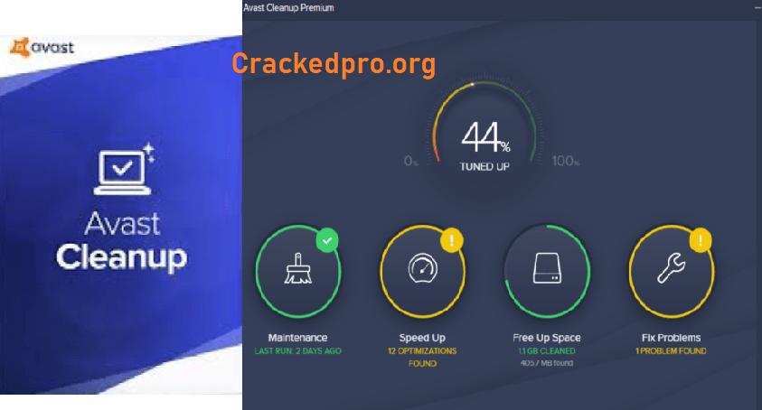 Avast Cleanup 19.1.7734 Crack Plus Full Activation Code {Premium}