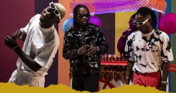 Mohbad - Ponmo Sweet Ft Naira Marley & Lil Kesh