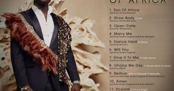 Kuami Eugene - Son Of Africa [Full Album]