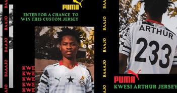 kwesi arthur and puma