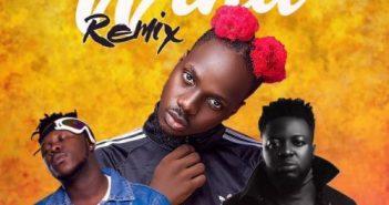 Edoh Yat - Wind Remix ft Medikal, Guru