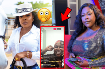 Afia Schwarzenegger trolls Mona Gucci On IG Live After She Lied That She Is A Lawyer [Watch Video]