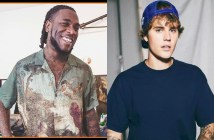 Justin Bieber ft Burna Boy (Justice Album)