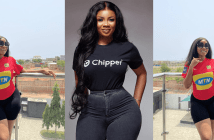 Serwaa Amihere Causes Confusing Online With These $e.xy Photos