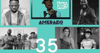 Amerado - Yeete Nsem (Episode 35)