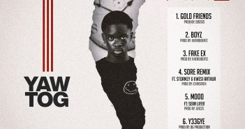 Yaw Tog - Time EP [Full Album]