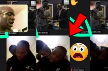 Video Of Legon Students Ch0pp!ng Themselves During Online Class On Zoom [WATCH NOW]