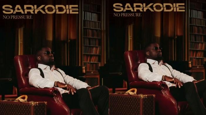 sarkodie no pressure