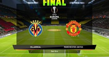 Villarreal Vs Man. United [2021 UEFA Europe League Final] | Free HD Stream