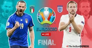 Italy Vs England [UEFA EURO 2020 Final   WATCH Free HD Live Stream
