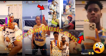LEGEND: Meet The Guy Using iPhone 12 Pro Max & Air Condition Room To Chop The Slay Queens [VIDEO]