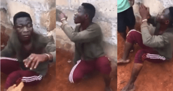 Man Who Tried To Steal A 3 Year Old Child For Rituals