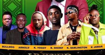 United Showbiz Ft Black Sherif, Kofi Jamar, Kwame Yogot, Arnold, BullDog, Kweku Darlington