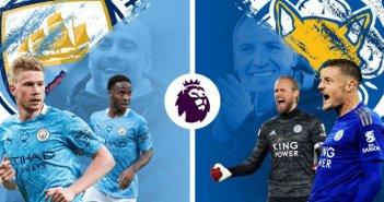 Leicester City vs Man City (Watch Free HD Live) | Premier League.