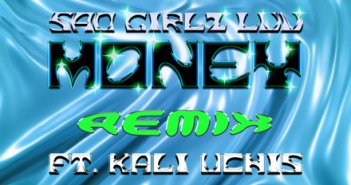 Amaarae x Moliy - Sad Girlz Luv Money Remix Ft Kali Uchis