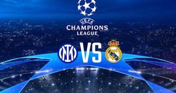Inter Milan vs Real Madrid (UEFA Champions League) Watch Free HD Live