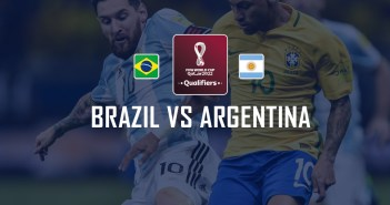 Brazil vs Argentina (World Cup Qualifiers) | Watch Free HD Live