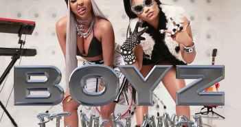 Jesy Nelson - Boyz Ft Nicki Minaj