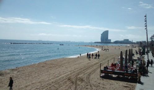 Barcelonetta Beach 2016 End of year Summary