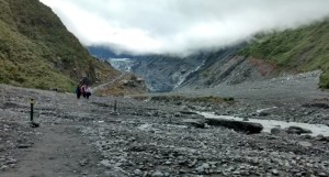 Retirement Travels 2017 - Fox Glacier 1