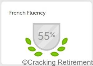 Cracking Retirement - Duolingo French Fluency