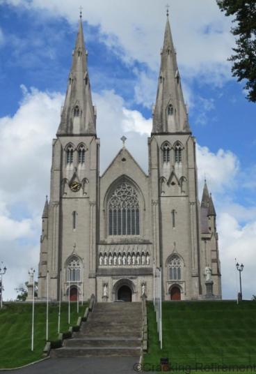 Cracking REtirement Armagh Cathedral