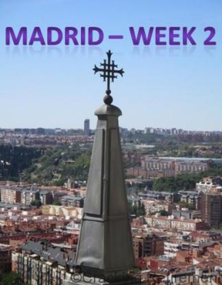 Cracking REtirement - Madrid Week 2