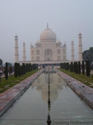 Cracking Retirement Taj Mahal
