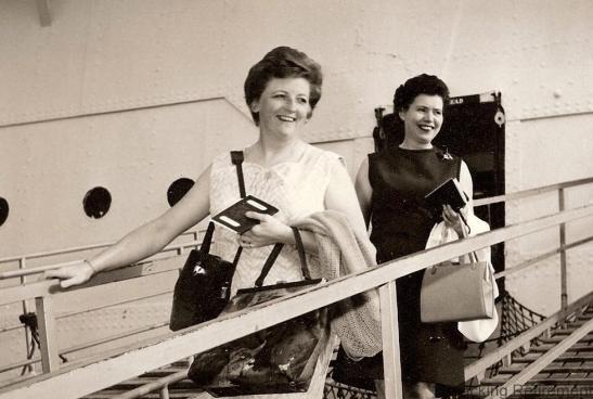 Cracking Retirement Cruise 1963