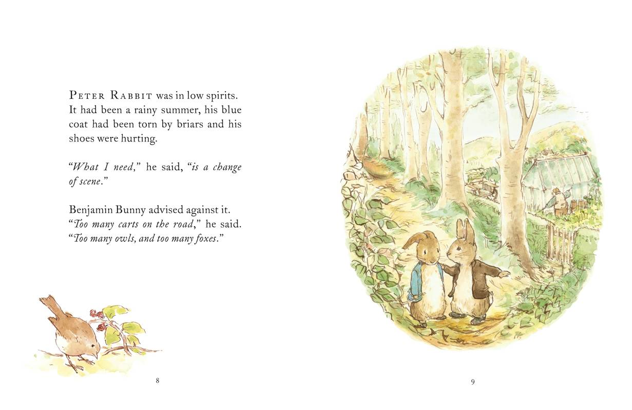 Tale Of Peter Rabbit Quotes Quotesgram