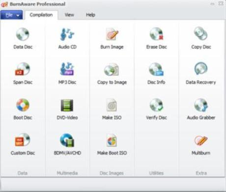 BurnAware Professional 8.9 keygen Full Version