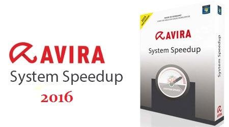 Avira System Speedup 2.5.4 License Key With Crack
