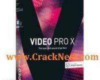 Magix Video Pro X8 Crack & Keygen Plus Serial Number Download [Full]