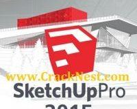 Sketchup Pro 2015 Crack Plus License Key & Serial Number Download