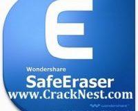Wondershare Safeeraser Crack + Keygen & Registration Code Download